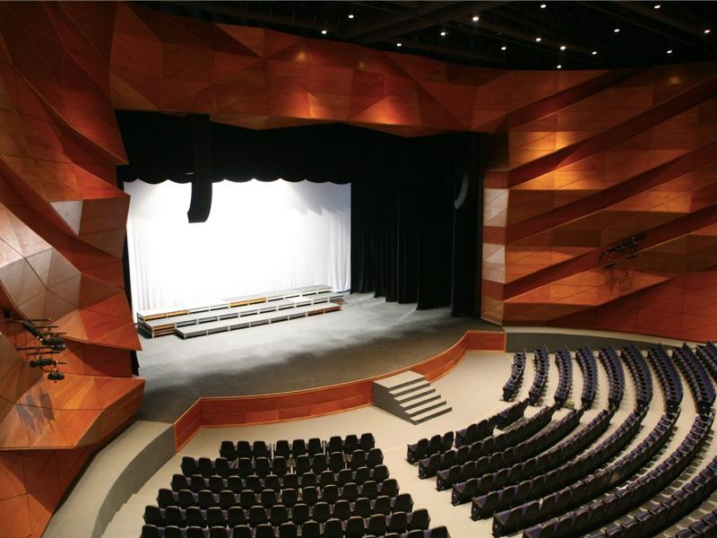 Auditorio Bicentenario San Luis Potosi