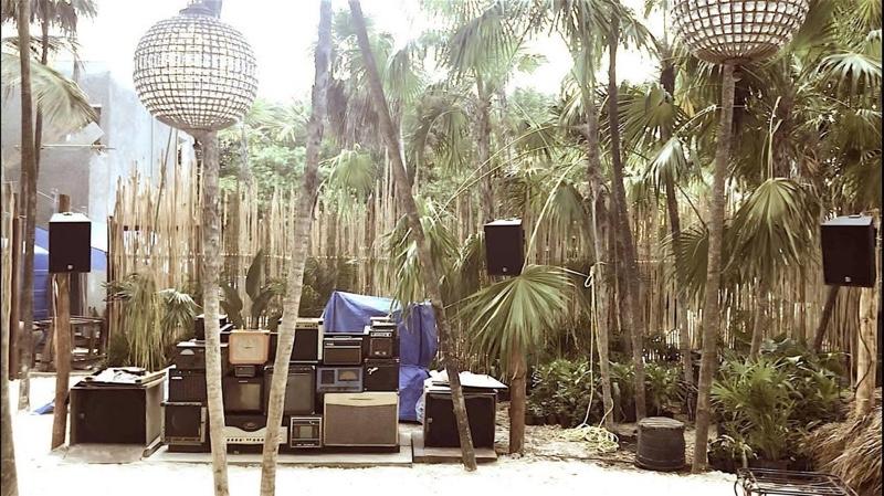 Jazz Playa de Carmen Martin-Audio