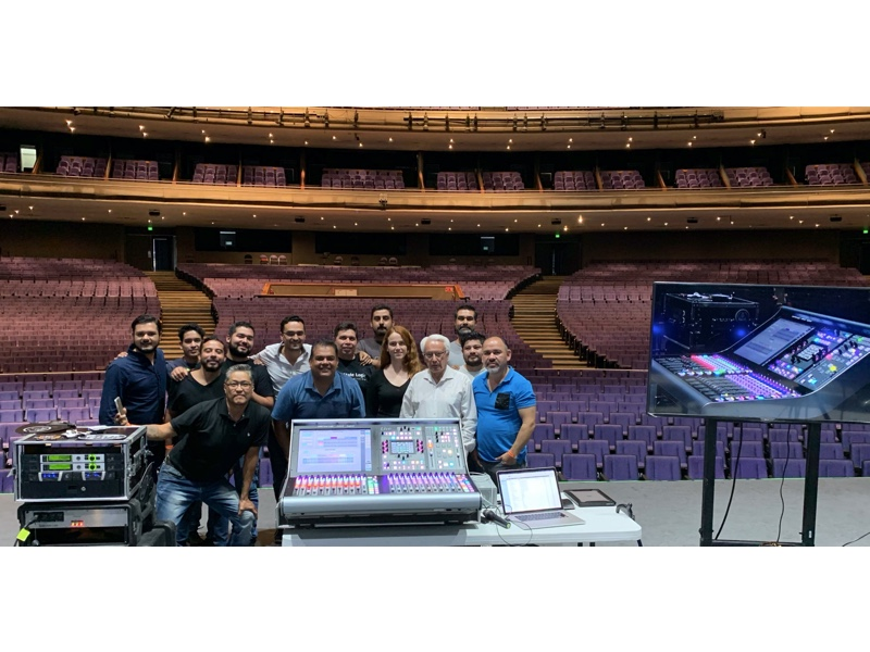 SSL training Auditorio Telmex