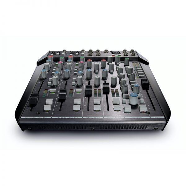 Six ssl mixer