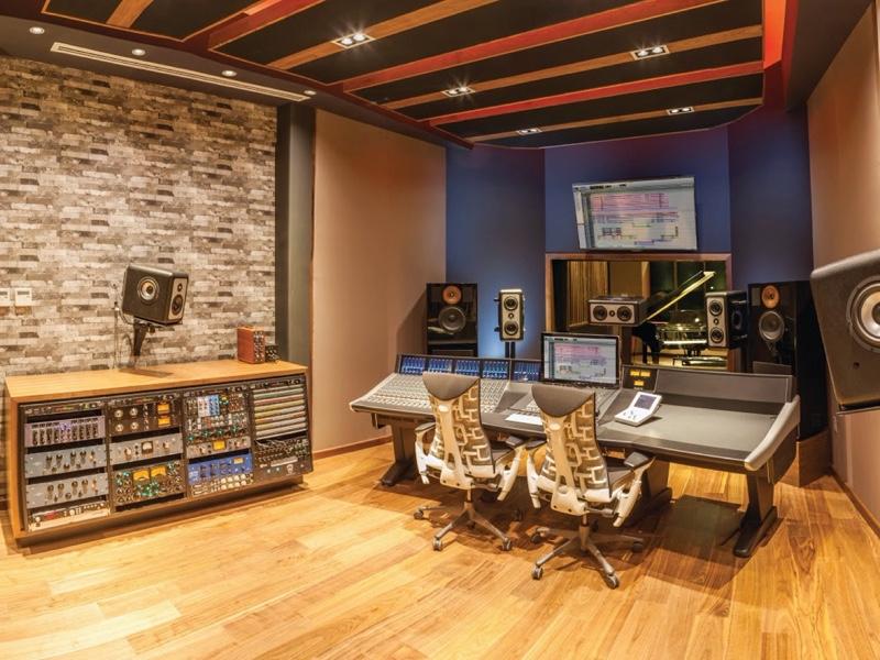 Audio- estudio de grabación Valenzo