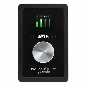 Avid Duet By Apogee