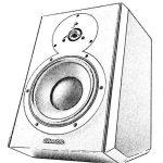 DBM 50 Monitor audio